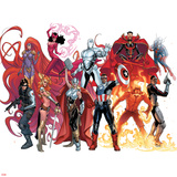 Avengers Now! No 1 Cover  Featuring: Medusa  Winter Soldier  Angela  Thor (Female) and More