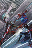 Civil War II: Amazing Spider-Man No 1 Cover Art Featuring: Spider-Man  Vulturions