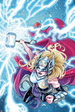 Mighty Thor No 5 Cover Featuring Thor (Female)