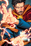 Doctor Strange: Last Days of Magic No 1 Cover Art