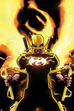 Iron Fist: The Living Weapon No 10 Cover