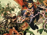 Panel Featuring Dr Strange
