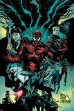 Carnage No 6 Cover Featuring Manny Calderon  Carnage  Man-Wolf