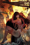 Daredevil No 7 Cover Art Featuring: Daredevil  Elektra