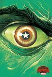 Marvel Secret Wars Cover  Featuring: Hulk