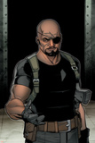 Ultimate Comics X-Men 15 Featuring Nick Fury