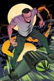 Spider-Gwen No3 Panel  Featuring Harry Osborn