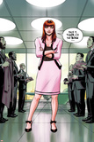 Invincible Iron Man No 7 Cover Featuring Mary Jane Watson