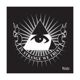 In Strange We Trust