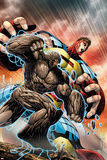 Thunderbolts No 3 Cover Art Featuring Atlas  Flint