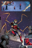 Web Warriors No3 Panel  Featuring Spider-Woman (May Parker)  Spider-Man Noir and More