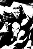 Marvel Knights - Punisher Character Art