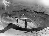 Tasman Glacier in New Zealand  1927