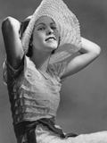 Hat Fashion for Women  1934