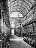 Galleria Vittorio Emanuele Ii in Milano  1930s
