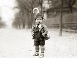 Child in Vienna  1909