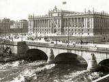 The Swedish Parliament  1909