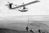 Gliding in the Rhoen Mountains  1928