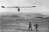 Gliding Competition in the Rhoen Mountains  1922