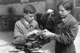 Electrician Apprentices in Paris  1941
