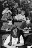 Pupils in Karelia  1930s