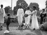 Prince Sahle Selassie  1935