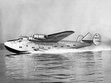 """Boeing 314 Clipper """"Yankee Clipper"""" Taking Off  1939"""