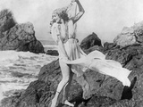 Young Woman at the Beach  Ca 1925