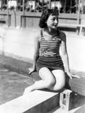 Chinese Movie Star Yen Chou Shin  1935
