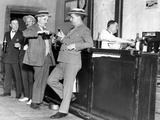 Prohibition: Drinking Men in the Usa