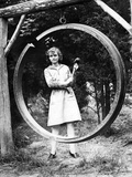 Dinner Bell in a Girls Summer Camp  1931