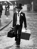 Student from Eton Public School in London  1925