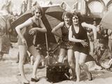 Women Dance the Charleston  1928