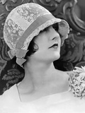 Hat Fashion for Women  1927