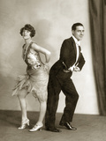 Dancers Perform the Black Bottom  1926