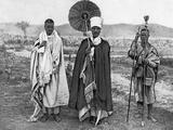 Ethiopians  1929