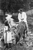 Chuvash People  1916