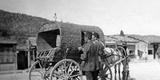 Wagon in Anatolia  1926