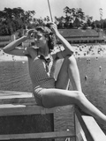 Swimsuit Trends  1939