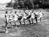 Police Sports Club in America  1932