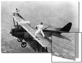 Tennis on a Plane  1925