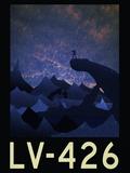 LV-426 Retro Travel