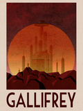Gallifrey Retro Travel