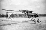 Model of the Zaschka Helicopter in Berlin-Tempelhof  1928