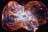 The Colorful Demise of a Sun-like Star Space Photo