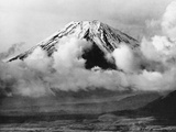 Mount Fuji in Japan  1930's