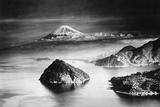 Mount Fuji in Japan  Ca 1930's