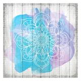 Watercolor Mandala 1