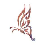 Tribal Butterfly 1