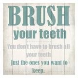 Keeping Teeth